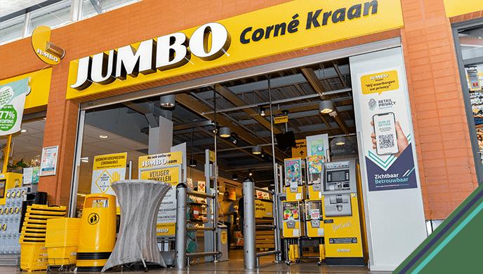 Fysieke winkel Jumbo Kraan